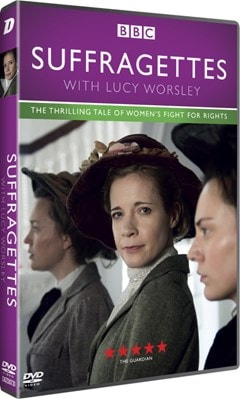 Suffragettes With Lucy Worsley - 2