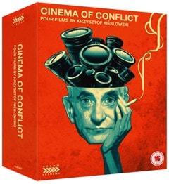 Cinema of Conflict - Four Films By Krzystof Kieslowski - 2