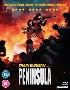 Train to Busan Presents - Peninsula - 1