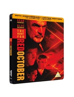 The Hunt for Red October - 1