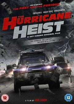 The Hurricane Heist - 1