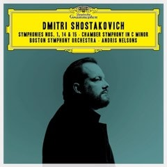 Dmitri Shostakovich: Symphonies Nos. 1, 14 & 15/... - 1