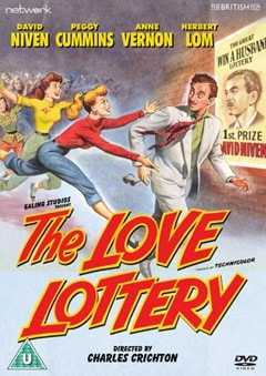 The Love Lottery - 1