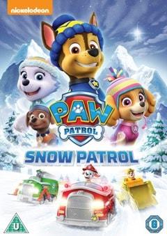 Paw Patrol: Snow Patrol - 1