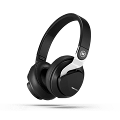 Mixx Audio JX2 Black Over Ear Bluetooth Headphones - 1