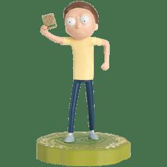Morty: Rick and Morty Figurine: Hero Collector - 1