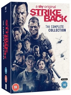 Strike Back: The Complete Collection - 2