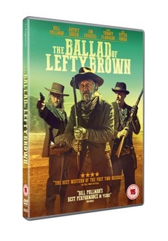 The Ballad of Lefty Brown - 2