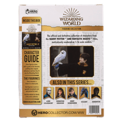 Harry Potter and Hedwig Year 1 Figurine: Hero Collector - 4