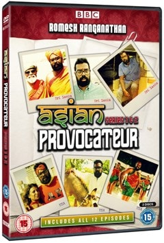 Asian Provocateur: Series 1 & 2 - 2