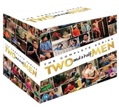 Two and a Half Men: The Complete Series - 2