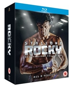 Rocky: The Heavyweight Collection - 2