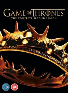Game of Thrones: The Complete Second Season - 1