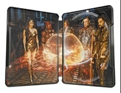 Zack Snyder's Justice League (hmv Exclusive) Limited Edition Steelbook - 5