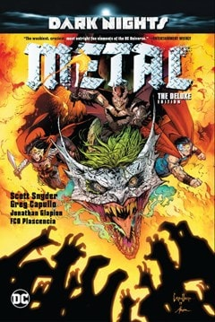 Dark Nights: Metal: Deluxe Edition - 1