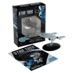 Star Trek USS Enterprise NCC-1701-C: Next Generation TV Series: Hero Collector - 1