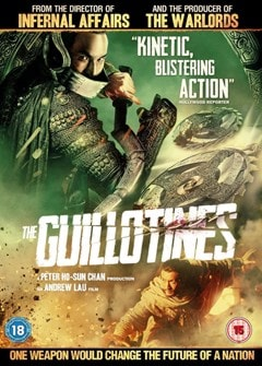 The Guillotines - 1