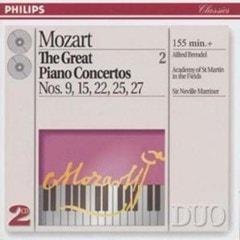 The Great Piano Concertos - 1