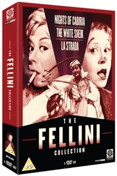 The Fellini Collection - 1
