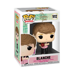 Blanche (1012) Bowling Uniform: Golden Girls Pop Vinyl - 2