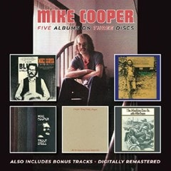 Five Albums On Three Discs: Oh Really?!/Do I Know You?/Trout Steel/Places I Know/... - 1