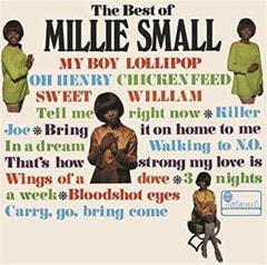 The Best of Millie Small - 1