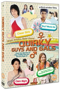 Quirky Guys and Gals - 1
