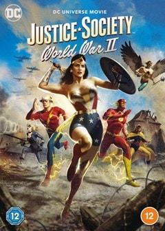 Justice Society: World War II - 1