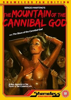 The Mountain of the Cannibal God - 1