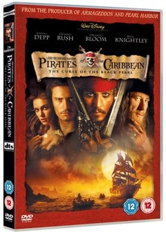 Pirates of the Caribbean: The Curse of the Black Pearl - 4