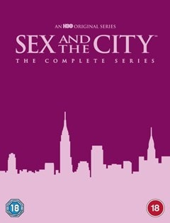 Sex and the City: The Complete Series - 1