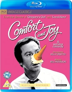 Comfort and Joy - 1