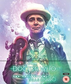 Doctor Who: The Collection - Season 26 Limited Edition Box Set - 1