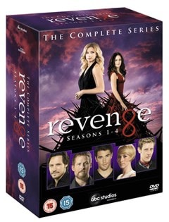 Revenge: Seasons 1-4 - The Complete Series - 2