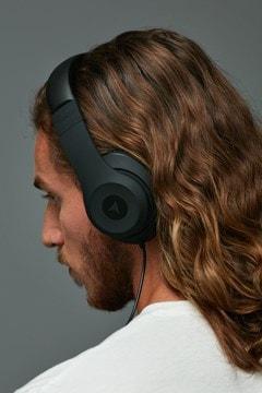 Roam Colours Plus Black Headphones W/Mic - 3