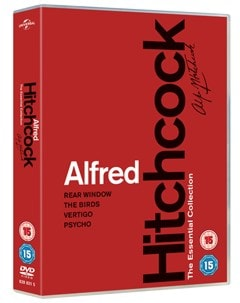 Alfred Hitchcock: Essential Collection - 2