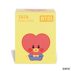 Tata Baby Pong Pong: BT21 Soft Toy - 4