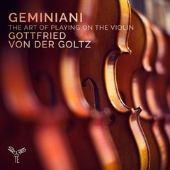 Geminiani: The Art of Playing On the Violin - 1