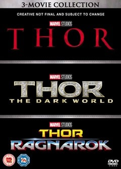 Thor: 3-movie Collection - 1