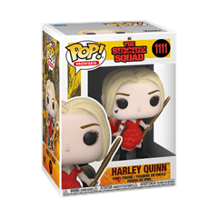 Ripped Dress Harley Quinn (1111): Suicide Squad 2021 Pop Vinyl - 2