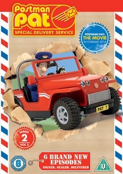Postman Pat - Special Delivery Service: Series 2 - Volume 2 - 1