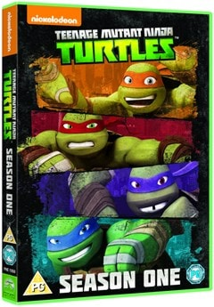 Teenage Mutant Ninja Turtles: Season 1 - First Mutations - 2