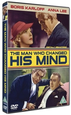 The Man Who Changed His Mind - 2