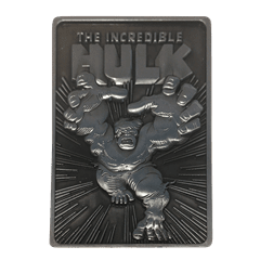 Hulk: Marvel Limited Edition Ingot Collectible - 3