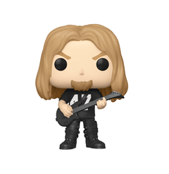 Jeff Hanneman (155) Slayer Pop Vinyl - 1