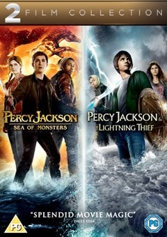 Percy Jackson and the Lightning Thief/Percy Jackson: Sea of ... - 1