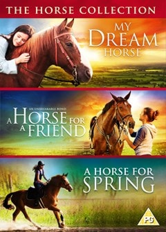 The Horse Collection - My Dream Horse/A Horse for a Friend/... - 1
