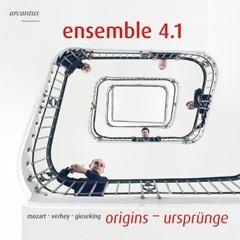 Mozart/Verhey/Gieseking: Origins - Ursprunge - 1