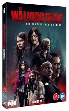 The Walking Dead: The Complete Tenth Season - 2