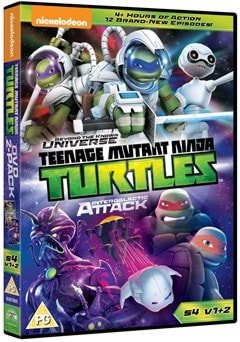 Teenage Mutant Ninja Turtles: Beyond the Known Universe/Inter... - 2